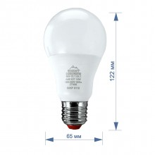 Лампа RIGHT HAUSEN LED Standard A65 16W E27 2700K  HN-151041