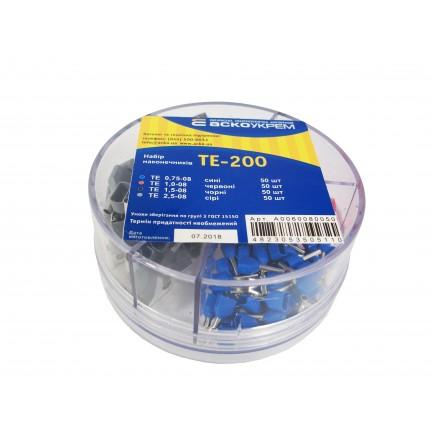 Наконечники (набор) TE -200 АСКО NEW