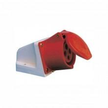 Розетка (гнездо) стационарная ECOНОМЕ ГС 32А/4 3Р+РЕ (ЕСО-124) АСКО