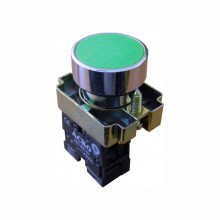 """Кнопка XB2-BA31 """"Старт"""" зеленая АСКО"""