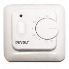 Терморегулятор в розеточное гнездо DEVOLT TR-16m
