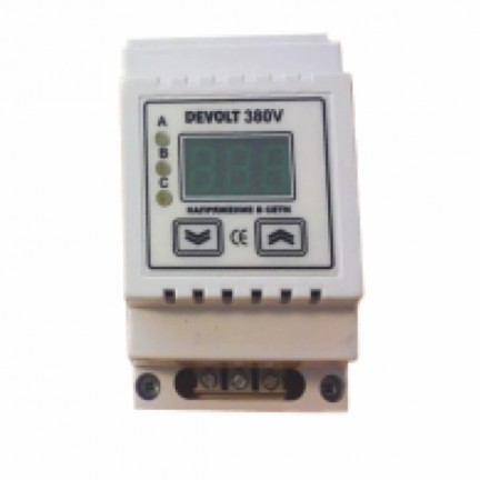 Контроллер фаз D-380