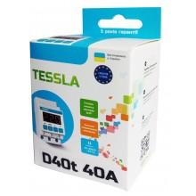 Реле напряжения TESSLA  D40 термозащита