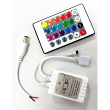 Контроллер RGB 12 А-И. К. 24 кнопки #20
