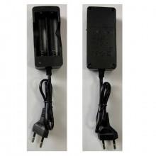 Зарядное устройство на 2х18650 от сети 220V DOUBLE NEW