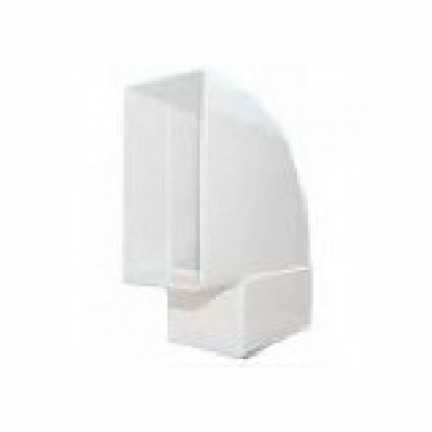 Колено плоское D/KPO 110х55 (007-0225)