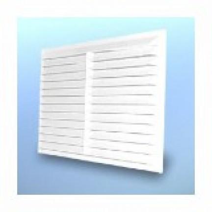 Решетка вентиляционная D/220х120 W (007-0173)