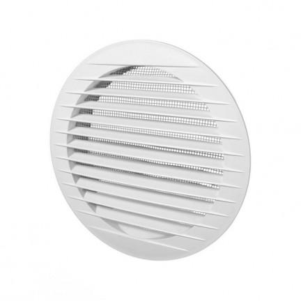 Решетка вентиляционная KRO 150 (007-0186)