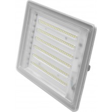 Прожектор Ecostrum LED Farutti Slim 100W 8000 lum 6500K серый