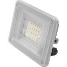 Прожектор Ecostrum LED Farutti Slim 20W 1600 lum 6500K серый