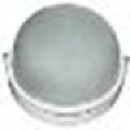 Светильник настенный Ecostrum 60W Е27 круг белый SL-1001