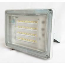 Прожектор Ecostrum LED Farutti Slim 30W 2400 Lum 6500K серый