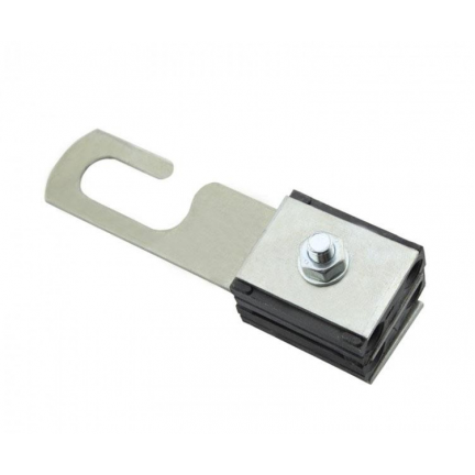 Зажим силовой с крюком ZCC 4x25-70