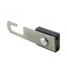 Зажим пластина с крюком PLC 4x16-25