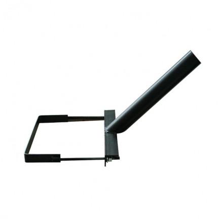 Кронштейн для квадратных опор усиленный KKU 260/280
