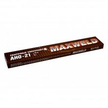 Электроды MAXweld Praktik АНО-21 d3 (1 кг)
