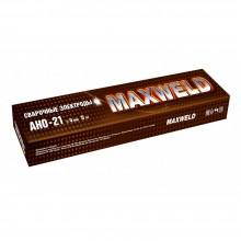 Электроды MAXweld Praktik АНО-21 d3 (5 кг)