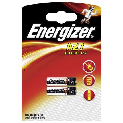Батарейка ENERGIZER A27 ZM Alkaline
