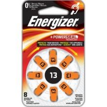 Батарейка ENERGIZER 13 Zinc Air DP-(8 штук)