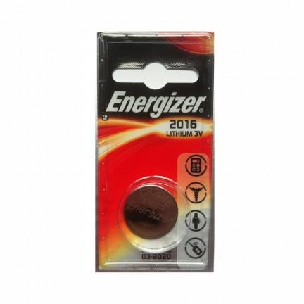 Батарейка ENERGIZER CR2016 Lithium
