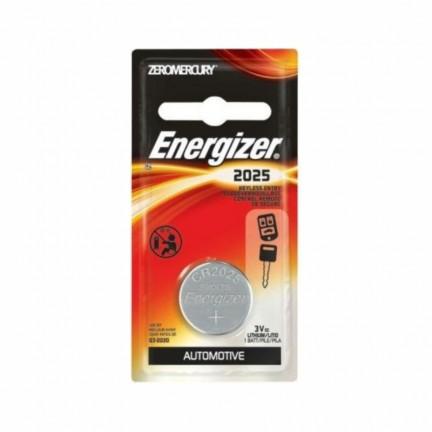 Батарейка ENERGIZER CR2025 Lithium