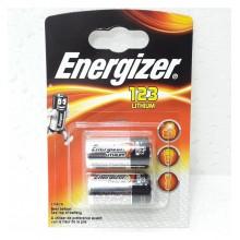 Батарейка ENERGIZER 123 Lithium Photo