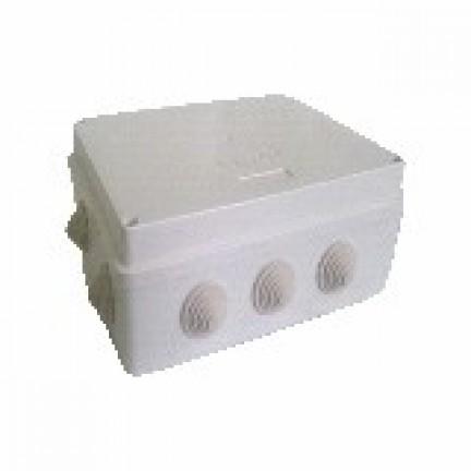 Коробка распределительная наружная без клеммника 200х155х80мм Р-8  (Харьков)