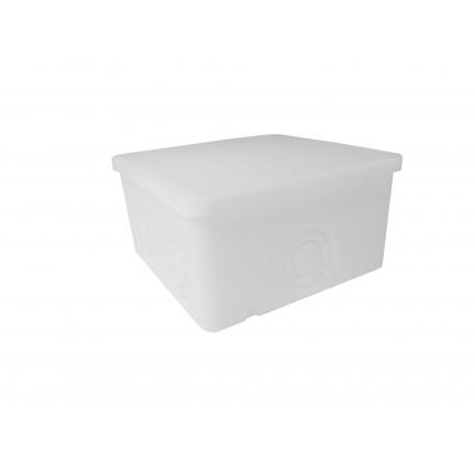 Коробка распределительная квадратная d80 КРЕТ