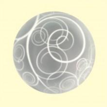 Светильник бытовой Лампара артикул 37960 НПБ 01-60 (25 см) ИНДИВИДУАЛЬНАЯ УПАКОВКА