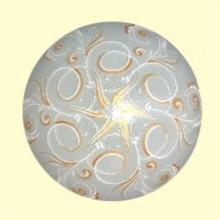 Светильник бытовой Лампара артикул 37924 НПБ 01-60 (25 см) ИНДИВИДУАЛЬНАЯ УПАКОВКА