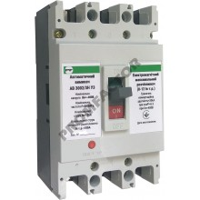 Автоматический выключатель FMC2/3U    3-5In  3P  In=100А