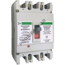 Автоматический выключатель АВ3003/3H 3-5In 3P In=100A
