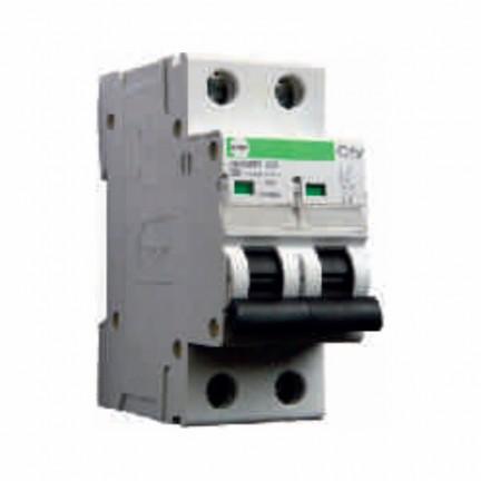 Автоматический выключатель ПФ City АВ2000/2 С 2р 40А