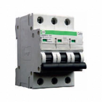 Автоматический выключатель ПФ City АВ2000/3 С 3р 16А
