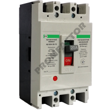 Автоматический выключатель АВ3001/3Н 3-5In 3P In=16A