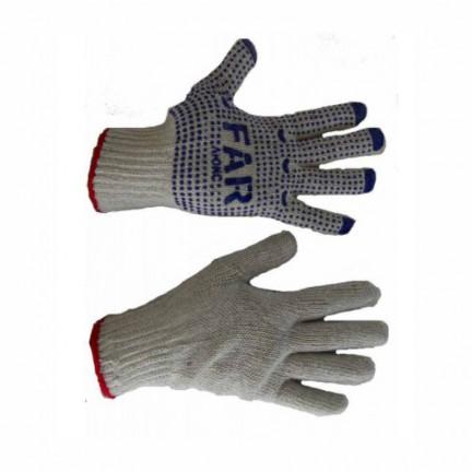 Перчатка FAR х/б плотные