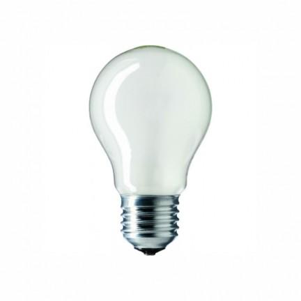 Лампа PHILIPS A55 75W E27 матовая