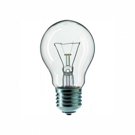 Лампа PHILIPS A55 60W E27 прозрачная