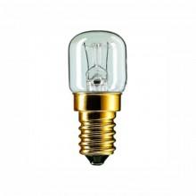 Лампа PHILIPS App T25 CL 25W Е14 OV 300* C прозора жарост.