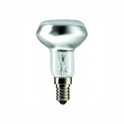 Лампа PHILIPS рефлекторная R50 60W E14 матовая