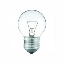 Лампа PHILIPS P-45 шар. пр.  60W Е27