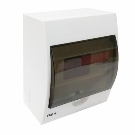 Коробка под автоматы RH наружная на 8 автоматов HN-411030