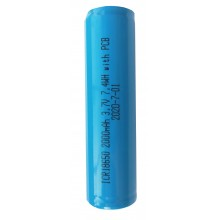 Аккумулятор RIGHT HAUSEN 18650 3,7V 2000 mAh HN-308010 NEW