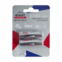 Аккумулятор RIGHT HAUSEN HR06 2700mAh блистер 1х2   HN-303020