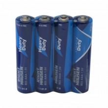 Батарейка RIGHT HAUSEN R03 солевая коробка 1х4   HN-301010