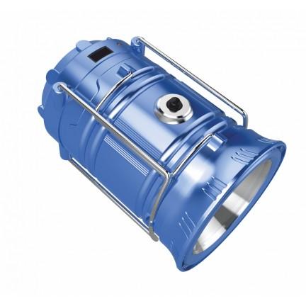 Фонарик RIGHT HAUSEN ALEX аккумуляторный 650mAh 1W + 6 SMD LED HN-314024