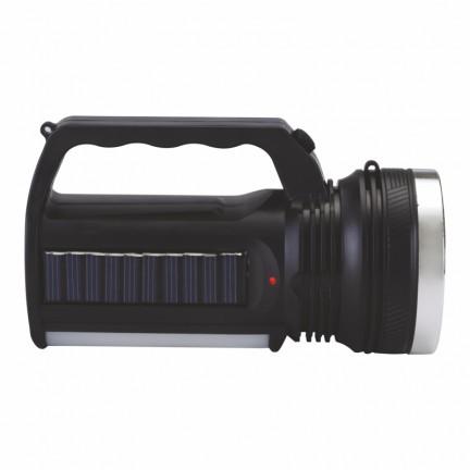 Фонарик RIGHT HAUSEN HELD 1W + 16SMD аккумулятор 800mAh  HN-315022