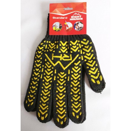 Перчатки Right Hausen Standart черная HN-161050