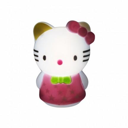 Ночник RIGHT HAUSEN Кошечка розовая HN-071160