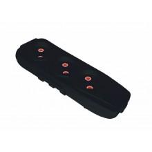 Колодка черная RIGHT HAUSEN KRIS 3-я HN-082032 NEW